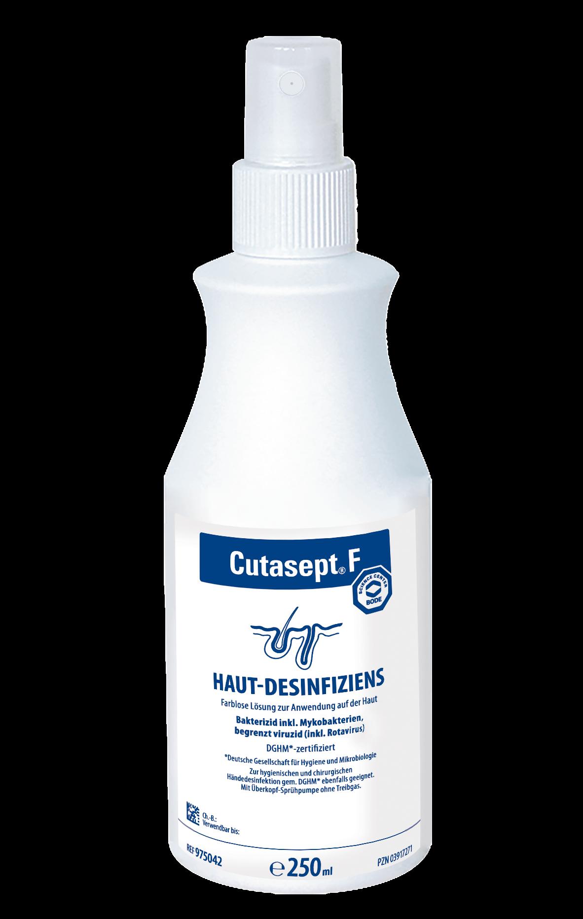 Cutasept® F 250ml Flasche