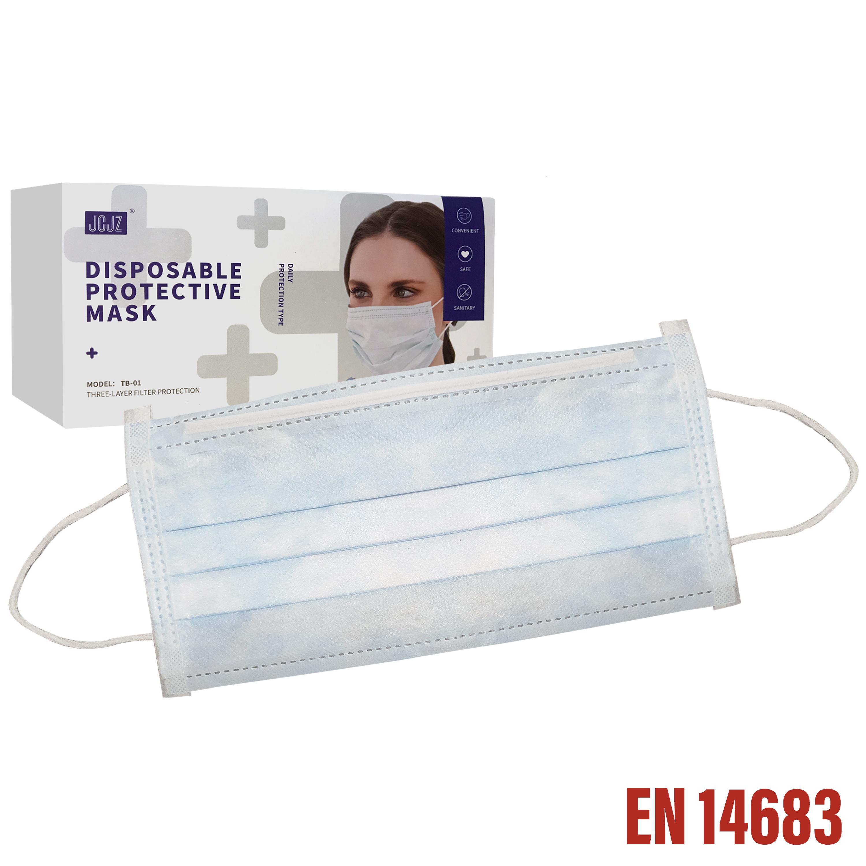 JCJZ TB-01 Gesichtsmasken
