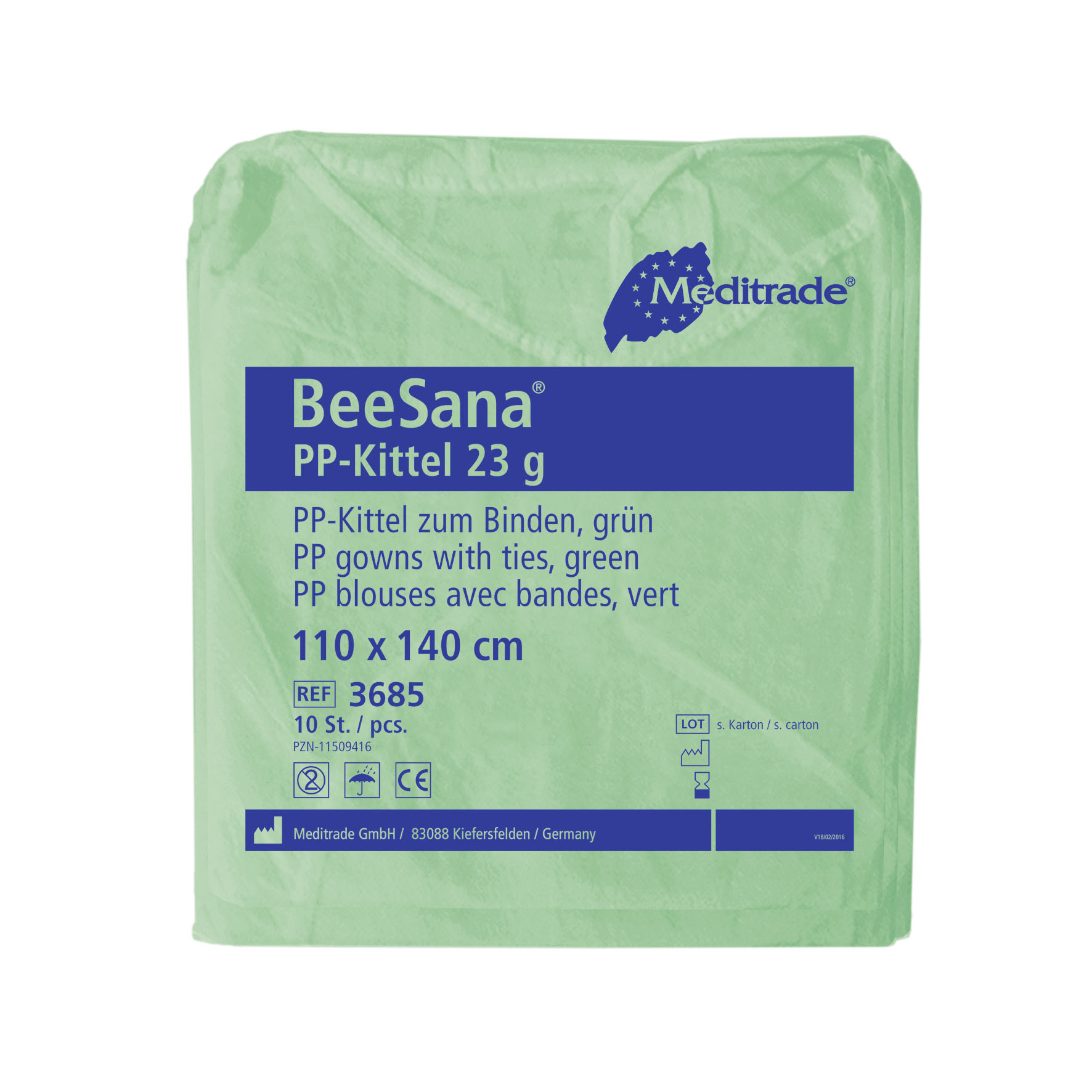 Meditrade BEESANA® PP-KITTEL 23 g